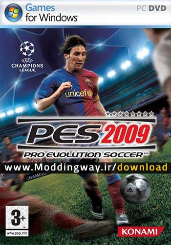دانلود بازی PES 2009
