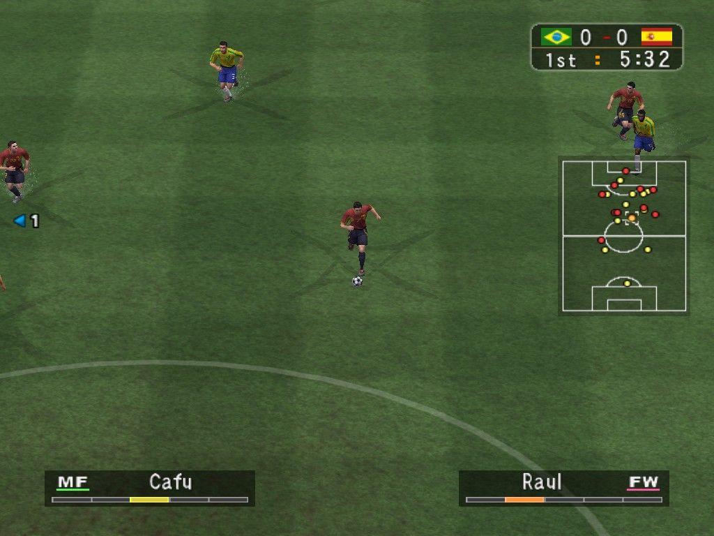 دانلود بازی PES 2007 برای کامپیوتر ( نسخه فشرده ) | دانلود بازی کامپیوتر