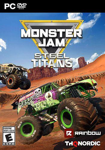 دانلود بازی Monster Jam Steel Titans