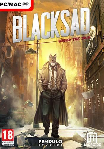 دانلود بازی Blacksad Under the Skin