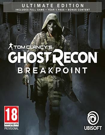 دانلود بازی Ghost Recon Breakpoint برای کامپیوتر