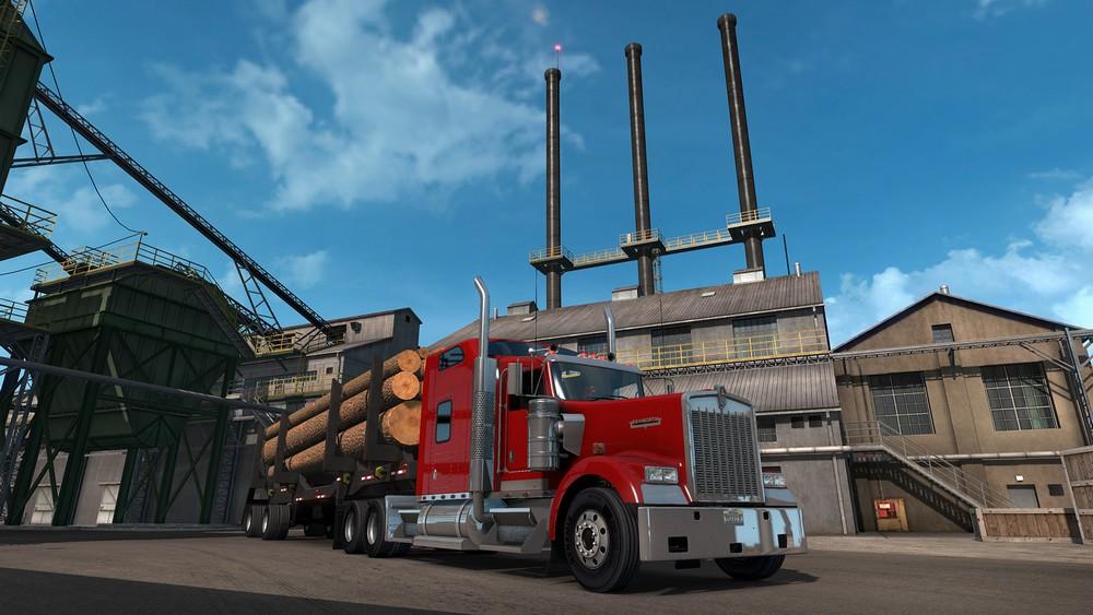 دانلود بازی American Truck Simulator Utah