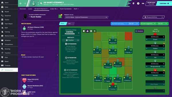 دانلود بازی Football Manager 2020