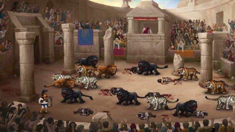 دانلود بازی Story of a Gladiator