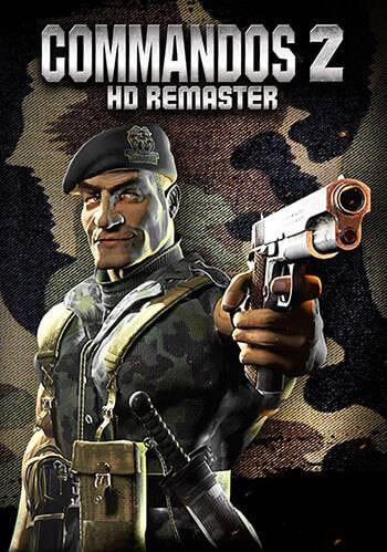 دانلود بازی Commandos 2