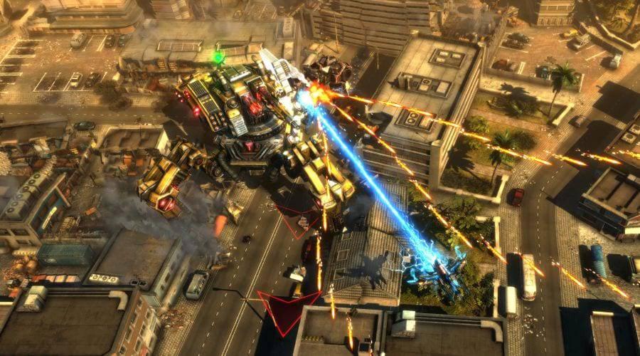 دانلود بازی X Morph Defense
