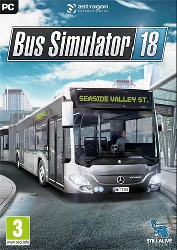 دانلود بازی Bus Simulator 18