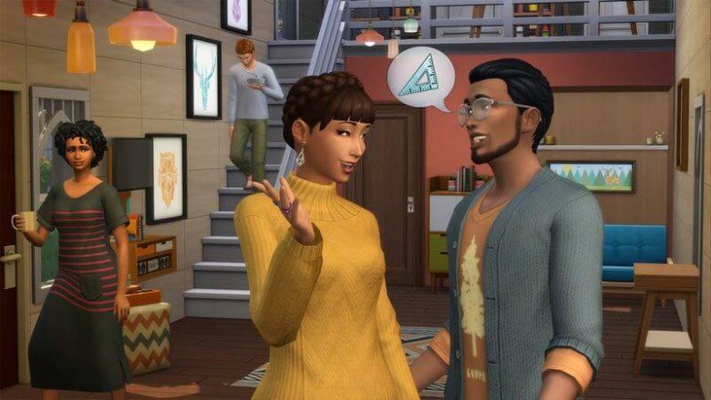 دانلود بازیThe Sims 4 Tiny Living