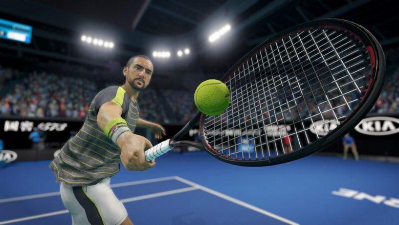 دانلود بازی AO International Tennis 2