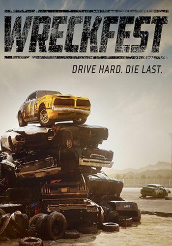 دانلود بازی Wreckfest