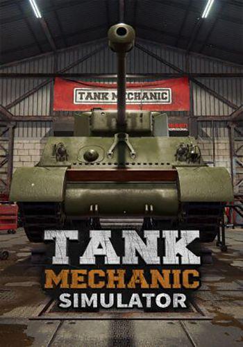 دانلود بازی Tank Mechanic Simulator برای کامپیوتر فشرده