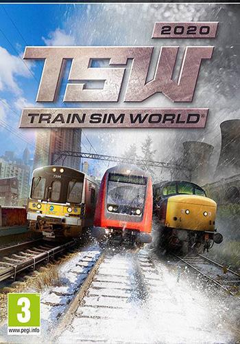 دانلود بازی فشرده Train Sim World 2020 cover