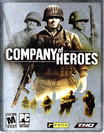 دانلود بازی Company of Heroes