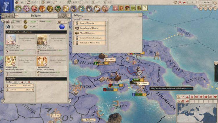 دانلود بازی Imperator Rome