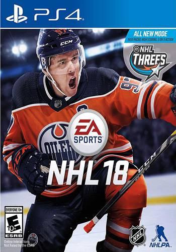 دانلود بازی NHL 18