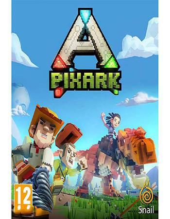 دانلود بازی PixARK