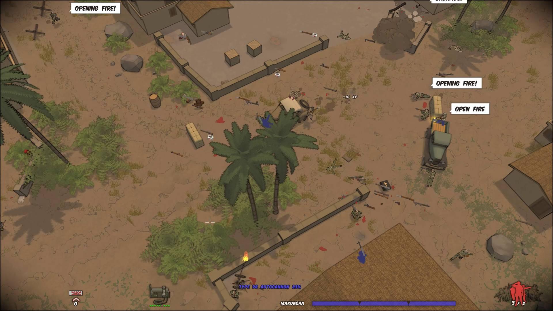 دانلود بازی Running With Rifles Pacific