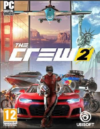 دانلود بازی The Crew 2