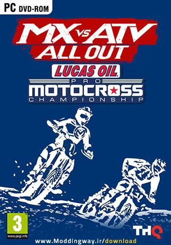 دانلود بازی MX vs ATV All Out AMA Pro Motocross Championship