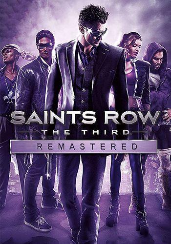 دانلود بازی Saints Row The Third Remastered