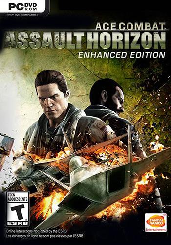 دانلود بازی Ace Combat Assault Horizon