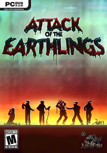 دانلود بازی Attack of the Earthlings