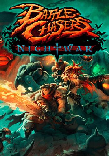 دانلود بازی Battle Chasers Nightwar برای کامپیوتر