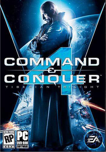 دانلود بازی Command And Conquer 4 Tiberian Twilight