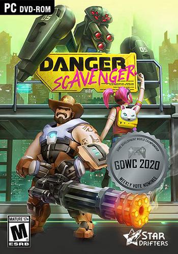 دانلود بازی Danger Scavenger
