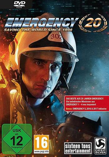 دانلود بازی Emergency 20 نسخه فشرده برای کامپیوتر