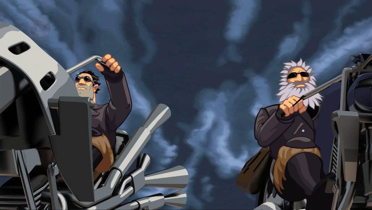 دانلود بازی Full Throttle Remastered