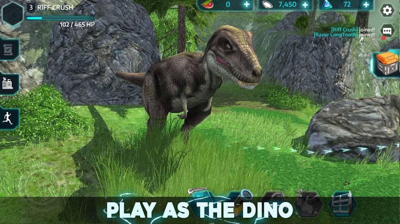 دانلود بازی Jurassic World Evolution