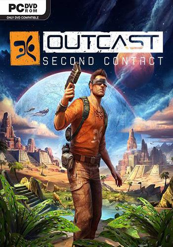 دانلود بازی Outcast Second Contact برای کامپیوتر
