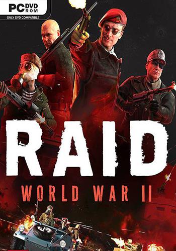 دانلود بازی Raid World War II