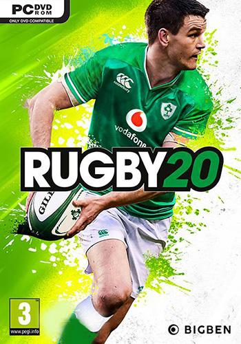دانلود بازی Rugby 20