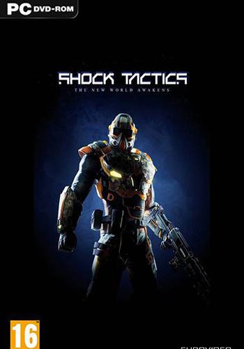 دانلود بازی Shock Tactics