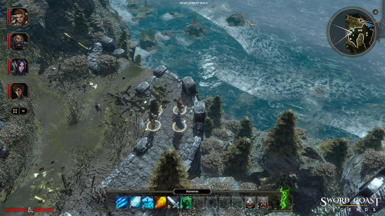 دانلود بازی Sword Coast Legends