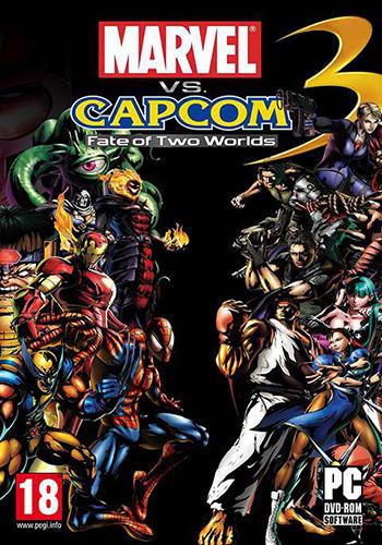 دانلود بازی Ultimate Marvel vs Capcom 3