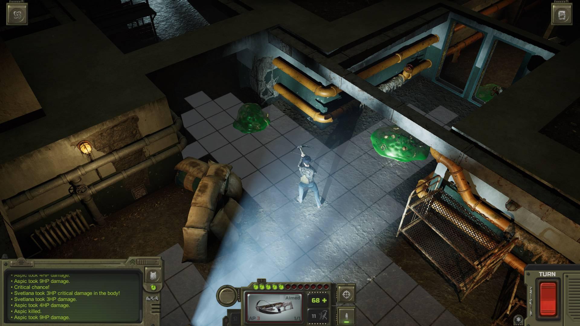 دانلود بازی ATOM RPG Trudograd