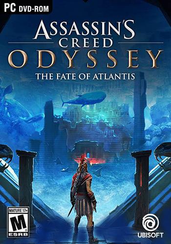 دانلود بازی Assassins Creed Odyssey The Fate of Atlantis