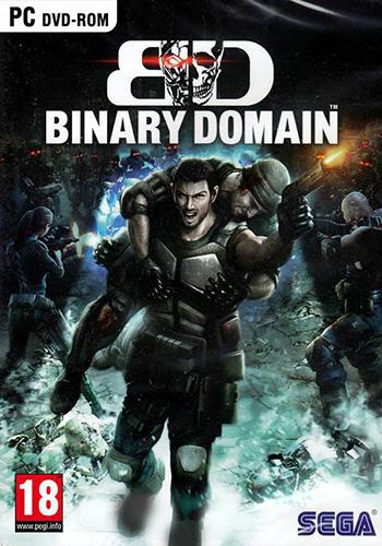 دانلود بازی Binary Domain