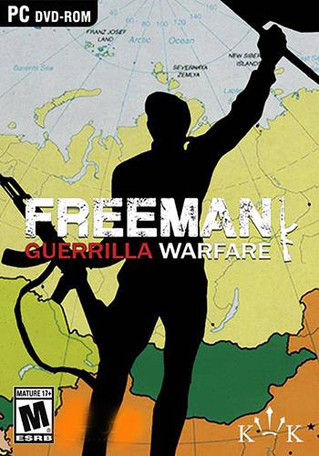 دانلود بازی Freeman Guerrilla Warfare