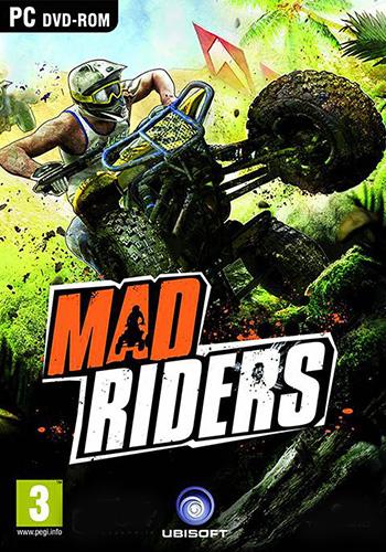 دانلود بازی Mad Riders
