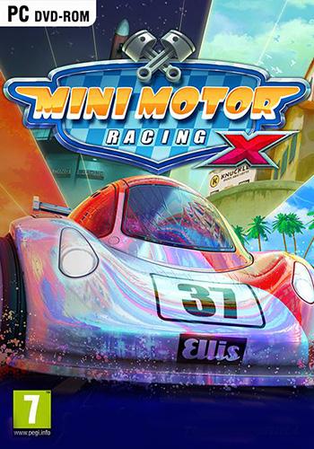 دانلود بازی Mini Motor Racing X