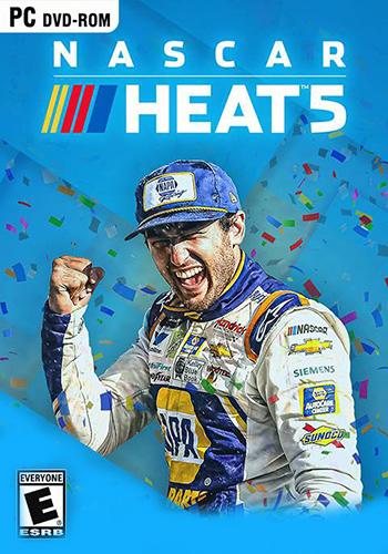 دانلود بازی NASCAR Heat 5