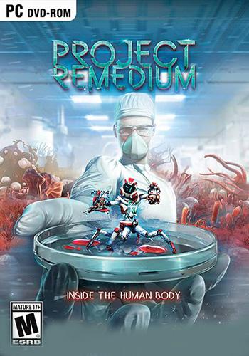 دانلود بازی Project Remedium