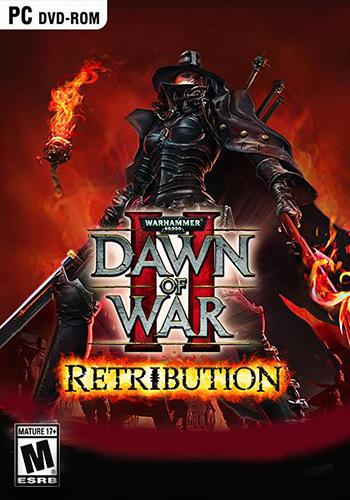 دانلود بازی Warhammer 40K Dawn of War II – Retribution