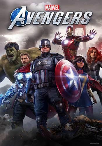 دانلود بازی Marvels Avengers کرک شده و فشرده FitGirl