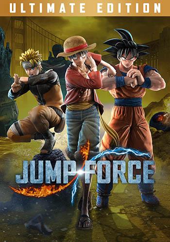 دانلود بازی Jump Force