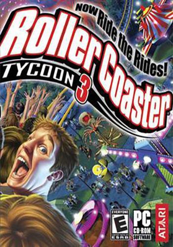 دانلود بازی RollerCoaster Tycoon 3